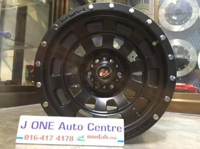 Cls 4X4 wheels 16inc rim nissan navara x terra
