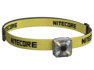 Nitecore NU05 White & Red Light Recharge Headlamp