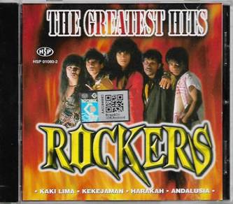 CD Rockers The Greatest Hits