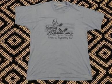 Vintage 5050 1998 coloumbus college size m
