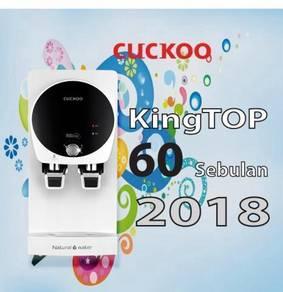 Cuckoo Penapis A I R 3 Suhu Model King Top