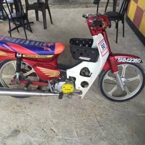 Motor Honda/C100 %uD83D%uDEF5 Price can nego. 1st come 1st