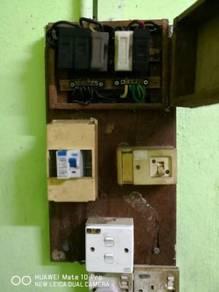 Servis wiring eletrik