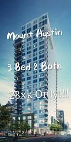 285k new condo 3bed mount austin near palazio austin suite n regency