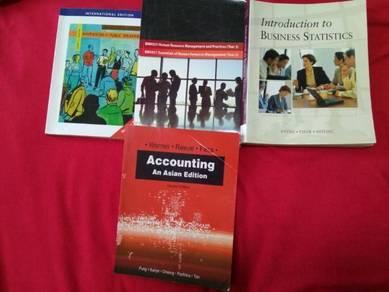 Buku Accounting tuk di jual