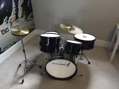 Rocket Junior Music Drum Kit