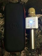 Microphone Q7 Bluetooth