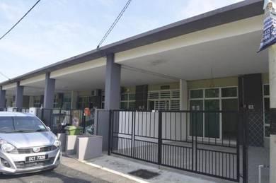 New Single Storey House with CFO at Kempadang Makmur, Kuantan Pahang
