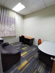 Ruang / Bilik Pejabat / Office Space Near KLCC Bkt Bintang City Centre