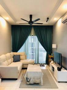 Season Garden 4 rooms FULLY FURNISHED 2 car park KLCC view
