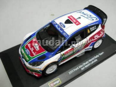 2011 Ford Abu Dhabi WRC Jar Mati Latvala