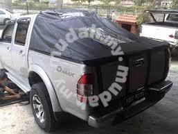 Ford ranger 12 to 15 T6 canvas plate new design