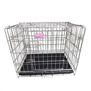 M Size Foldable Stainless Steel Cage