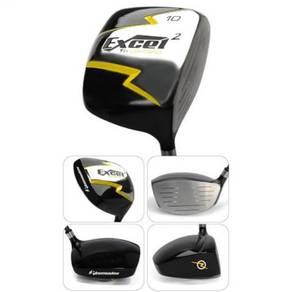 Left Hand Pinemeadow Golf Excel Lightning Driver
