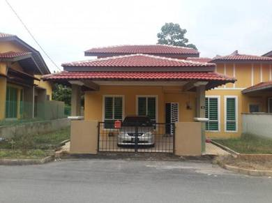 Semi Detached house Taman Amalina Saujana Raub