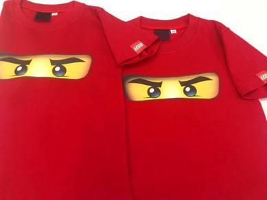 NinjaGo Eyes tshirt