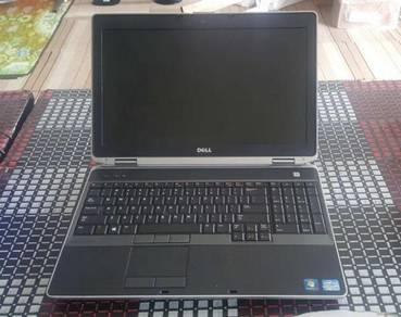 Dell laptop e6530 15.6