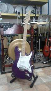 Electric Guitar Summco (Purple)