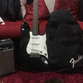 Guitar electric fender