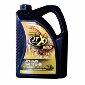 Engine oil JTX 1000 gold