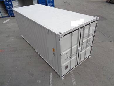 20ft business container