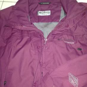 Colombia Titanium Jacket
