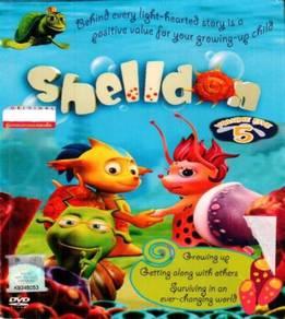 DVD ANIME Shelldon Vol.5