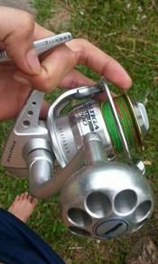 Saltiga blast 4500 with power knob japan original