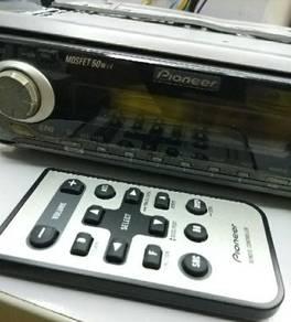 Pioneer DEH-3450 Car AM/FM CD Player
