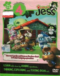 DVD Guess With Jess Vol.4