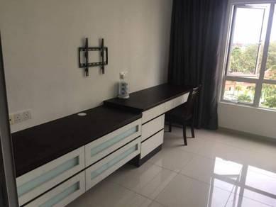 Zennith suite apartment / larkin / 1bed / near ciq / low depo