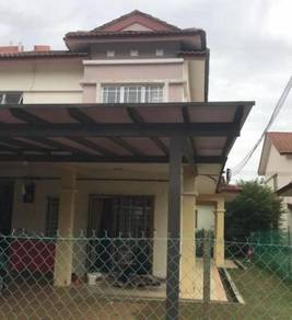 Seri Pristana 2-Storey End Lot Partially Furnished