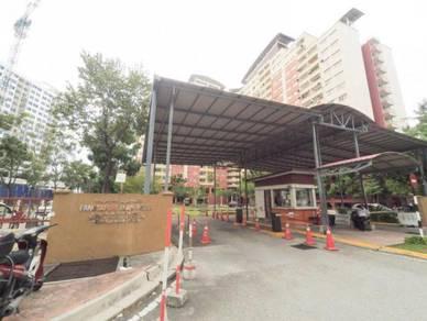 Apartment Alam Prima , Shah Alam , Partially Furnished