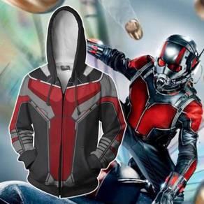 Antman red black Hoodie jacket RBT0114