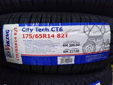 175/65/14 Viking City Tech CT6 Tyre Continental
