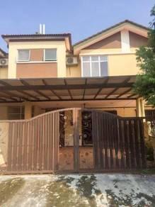Double Storey Terrace House Taman Emas Dengkil