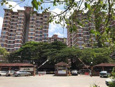 Garden Park Condo Bandar Sungai Long Cheras 100% Full Loan