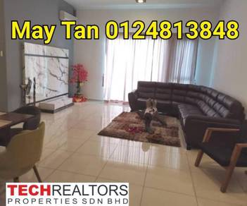 Prominence Fully Furnished Renovated Pool View unit near Icon City
