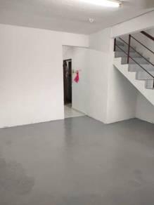 Johor Jaya Jln Seroja 2 Stry Low Cost House For Sale