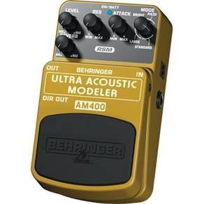 Behringer Ultra Acoustic AM400 Guitar Effect