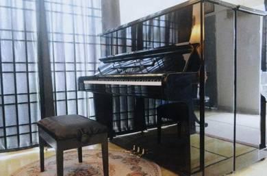 Yamaha Japan U2 Bk Piano