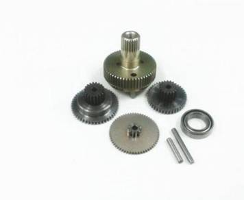 CYS-BLS5807 Brushless Digital Titanium Gear set