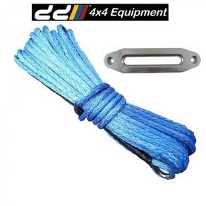 10mm winch plasma wire with roller 4wd 4x4 warn