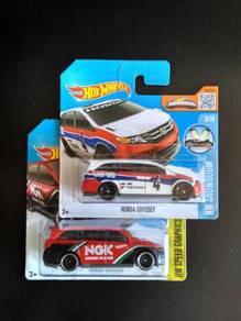 Hotwheels Honda Odyssey Set