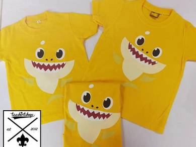 Baby Shark Do Do Do tshirt