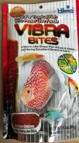 Hikari Vibra Bites 280gram Fish Food Makanan Ikan