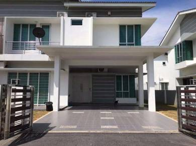 Sendayan Corner BankLellong (Completed FullFurniture)2 Storey Bumi Lot