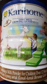 Karihome Goat Milk Step 3