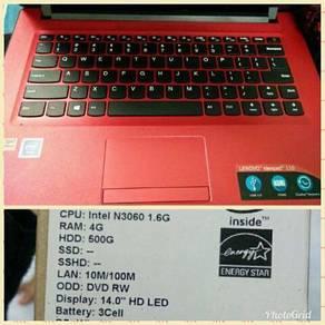 Laptop untuk dijual
