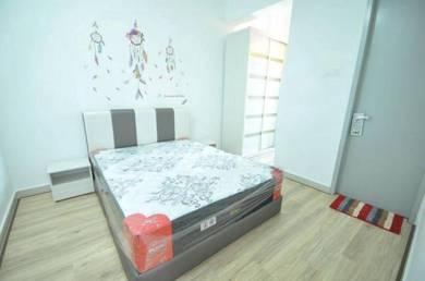 Penang World City Tropicana Bay Residence studio fully furnish seaview